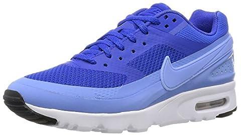 Nike W Air Max BW Ultra, Chaussures de Sport Femme, Bleu (Bleu Racing / Bleu Craie-Blanc-Noir), 38
