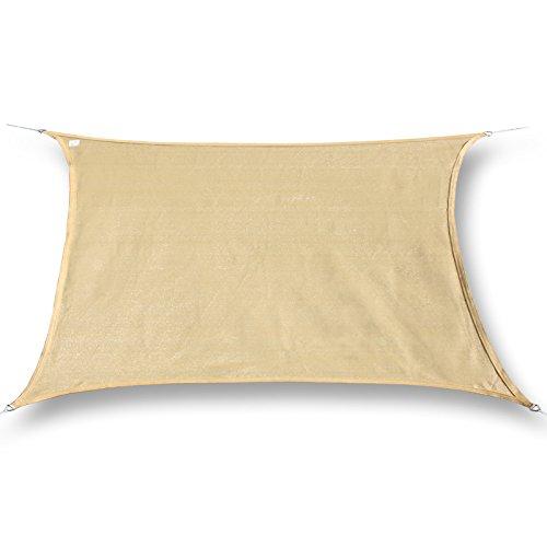 hanser-marken-sonnensegel-100-polyester-wasserabweisend-rechteck-4x5-m-sand