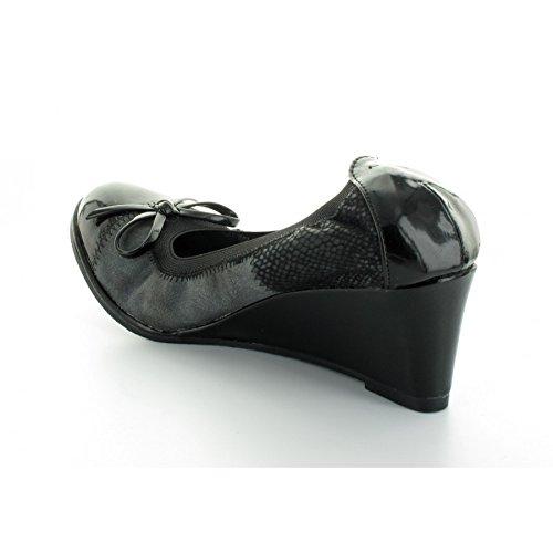 Ballerina kompensiert die P Tites Bomben Amael schwarz - schwarz