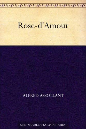 Couverture du livre Rose-d'Amour