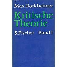 Kritische Theorie. Bd. 2