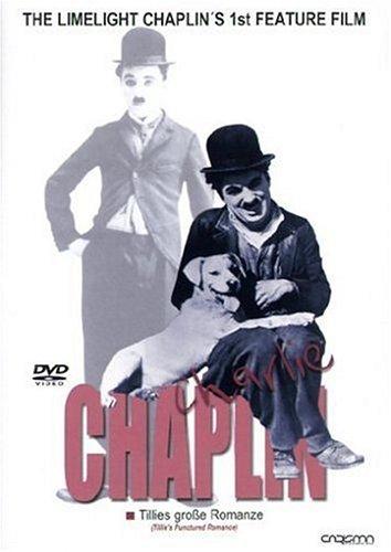 Charlie Chaplin Vol. 7 - Tillies große Romanze - Charlie Chaplin-film Poster