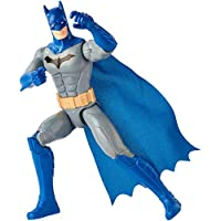 "DC Comics GHL87 Missions Detective Batman 12"" Action Figure, Posable, Multicoloured"