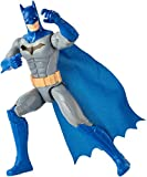 DC Comics Personaggio Batman Missions Detective Batman da 30 cm, Giocattolo per Bambini 3+ Anni, GHL87