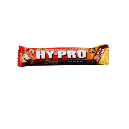 All Stars Hy-Pro Bar Deluxe, 24 Riegel á 100g Chocolate Nut-Crunch -