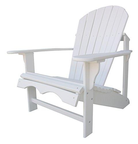 Original Dream-Chairs since 2007 Adirondack All Weather aus Kunststoff
