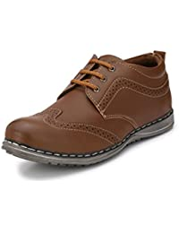 Freedom Daisy Men's 011022 Brogue Boots, Brogue Shoes, Brogue Men Shoes, Brogue Men Shoes Black, Brogue Men Shoes...