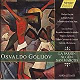 Osvaldo Golijov - St Mark Passion