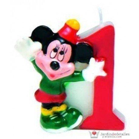 Vela Numero 1 Mickey