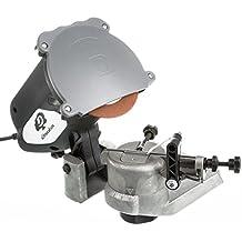 Ultranatura  SG-100 - Afilador para cadena de sierra, limitación de profundidad, 85 vatios