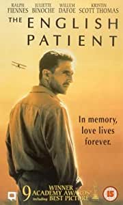 The English Patient [VHS] [1997]