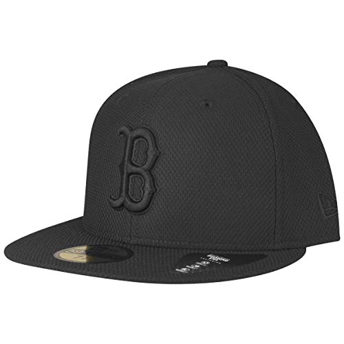 New Era 59Fifty Fitted Diamond Cap - Boston Red Sox - 7 1/2
