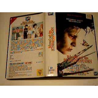 Edward mit den Scherenhänden VHS