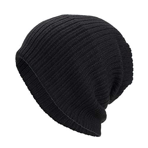 Cebbay Bonnet Femme Unisexe Homme Chapeau,Chaud Chapka Turban Baggy Weave  Headwear,Hiver Coton 462fdeb5e71