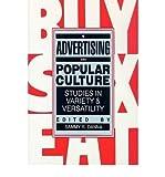 Advertising & Popular Culture (Paperback) - Common