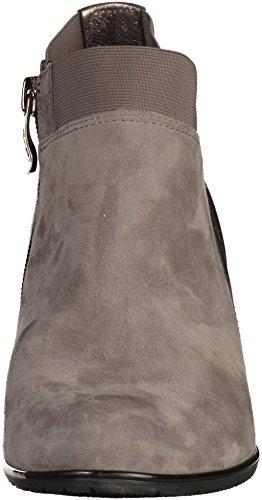 ara 12-43442G Damen Stiefelette Grau