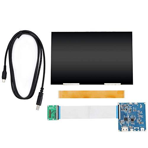 Mucjun 3D Monitor Für Drucker, 8,9 Zoll 2560X1600 Tft LCD Bildschirm Mit Mipi Hdmi Platine Für DIY Projektor Kit -
