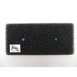 Samsung DC62-00376A Filtre éponge pour sèche-linge à pompe à chaleur, filtre de sèche-linge à condensation, mousse filtrante DV-F500E, filtre de socle SEAL DUCT
