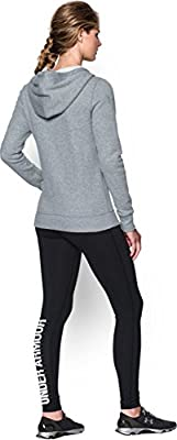 Under Armour Storm Rival Cotton Fitness Women Full Zip Hoody