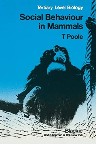 Social Behaviour in Mammals: Tertiary Level Biology