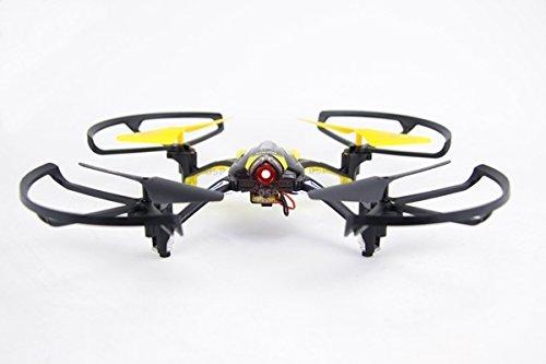 Rayline R8 mit HD Kamera 2.4 GHZ 4-Kanal Drohne RC Quadrocopter - 4
