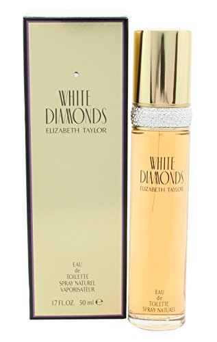 Elizabeth Taylor White Diamonds Eau de Toilette 50ml Spray