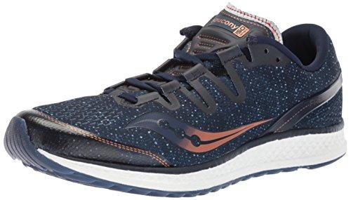 Saucony Men's Freedom Iso Fitness Shoes, Blu (NVY/Den/Copa 30), 9 7.5 UK