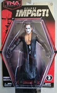 TNA IMPACT DELUXE 3 - Figurine STING