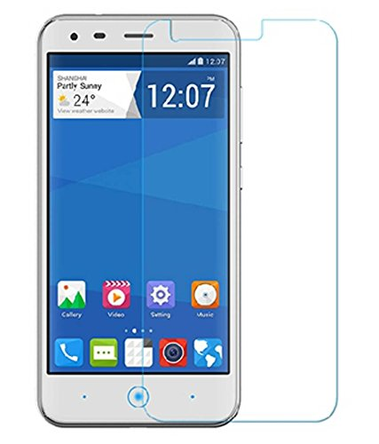 Magic Tempered Glass 2.5 Curve screen Protector For ZTE Blade S6 Plus  available at amazon for Rs.149
