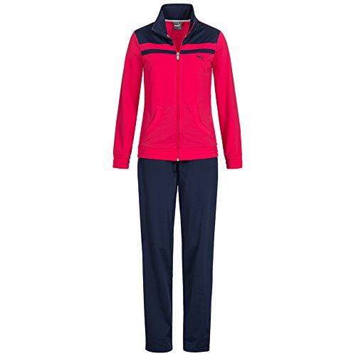 PUMA Damen Trainingsanzug Essentials Poly Suit 831822-24