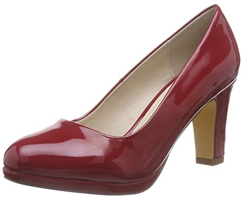 Another Pair of Shoes Patricia E, Escarpins femme Rouge (red31)