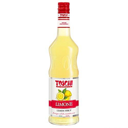 KG 1,32Sirope al limón Lemon Syrup para Granite y cóctel de botella para Bar gelaterie y pasticcerie