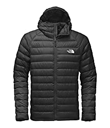 THE NORTH FACE Men's Trevail Hoodie, TNF Black / TNF Black, XL