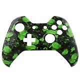 Xbox ONE Oberschale für wireless Controller - Hades Green Skull
