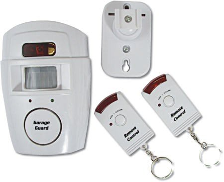 guilty-gadgetsr-sensore-di-movimento-wireless-allarme-e-2-telecomandi-per-caravan-garage-home-