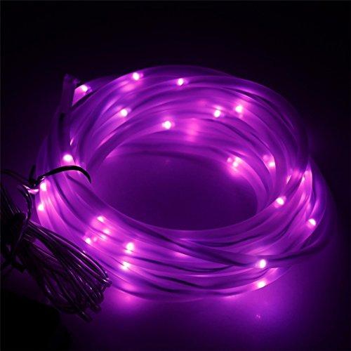 KEEDA KD-100 Rope String Light-Purple