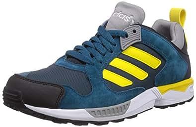 Adidas M19349, Running Homme - Multicolore (Surpet/Yellow/Chsogr), 40.67 EU