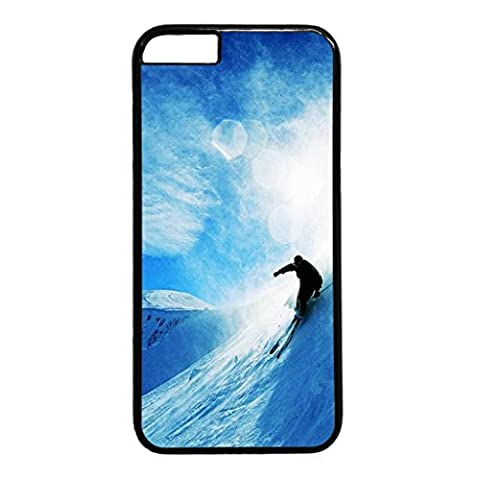 Ski Protective Hard Plastic Back Fits Cover Case for iphone 6 4.7(inch)-1122008