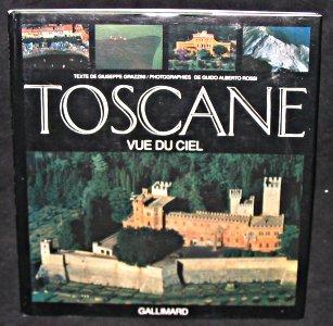 La Toscane vue du ciel
