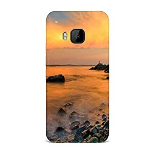 HTC M9 Case, HTC M9 Hard Protective SLIM Printed Cover [Shock Resistant Hard Back Cover Case] Designer Printed Case for HTC M9 -59M-MP4234