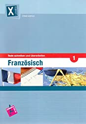 Lernbox Französisch 1: Texte schreiben und überarbeiten. Arbeitsheft
