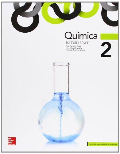 QUIMICA 2 BATX - 9788448184636