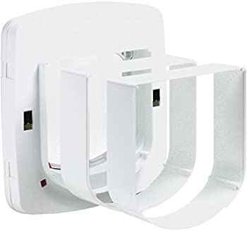 PetSafe - Extension de tunnel (47 mm) pour Chatière pour Chat PetSafe Staywell série 300, 400, 500 - Blanc