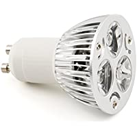 Konstsmide High Power LED Leuchtmittel 7700-010/GU10/3x1W/