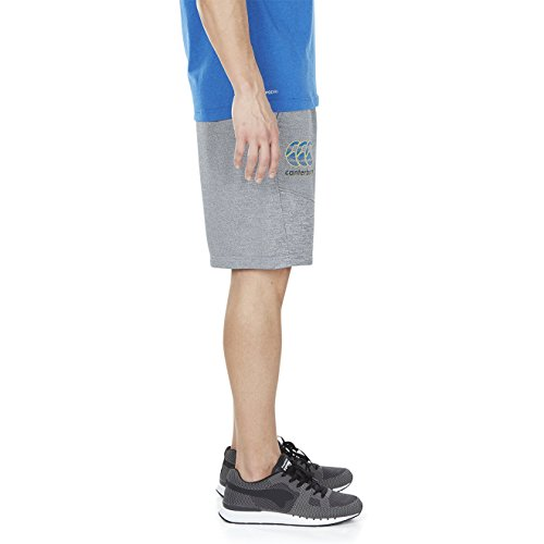 CANTERBURY Herren vapodri CCC Fleece Gym Training Shorts Static Marl