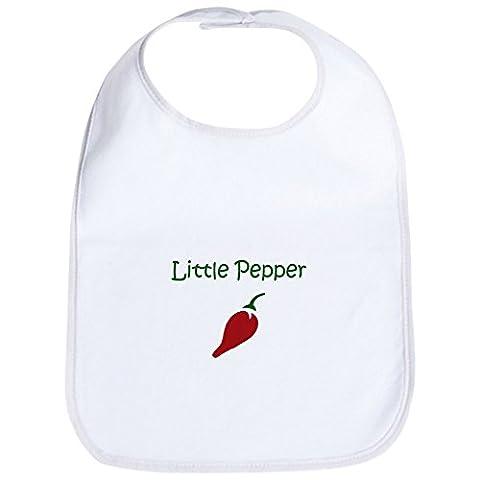 CafePress - Little Pepper Bib - Cute Cloth Baby Bib, Toddler Bib