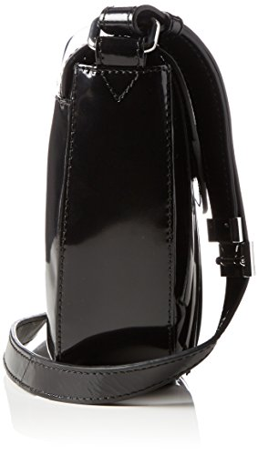 BREE Damen Brigitte 26 Umhängetaschen, 24x20x7 cm Schwarz (Black 900)