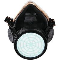 TOOGOO(R) Mascara respiratoria Cartucho de seguridad anti-polvo unico