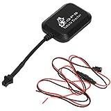 Vosarea GT00 TX-5 GPS Tracker Motorcycle vehículo eléctrico localizador GPS antirrobo Tracker Tracker (Negro)