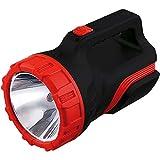 LED tragbare Taschenlampe wiederaufladbare Scheinwerfer Hochleistungsblendung Fernlicht Beleuchtung Kunststoff Scheinwerfer